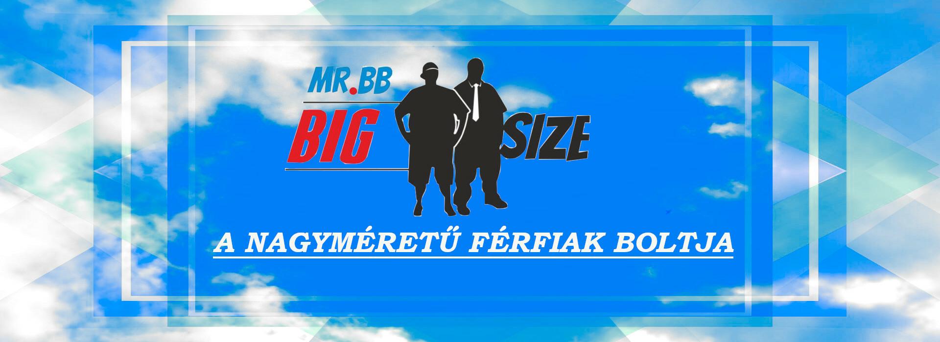 Mr.BB Big Size