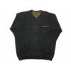 A. Indigókék zsebes pulóver