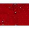 Kép 2/3 - b-extra-nagy-piros-apro-mintas-hosszu-ujju-ing2