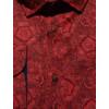 Kép 2/3 - b-bordo-orias-virag-mintas-hosszu-ujju-ing2