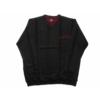 Kép 1/3 - a-fekete-fonott-pulover1