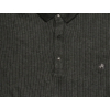 Kép 2/5 - a-ferfi-galleros-pulover-fekete-elegans-nagymeretu2