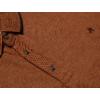 Kép 3/4 - a-ferfi-galleros-pulover-rozsdavoros-elegans-nagymeretu2