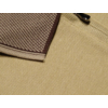 Kép 3/4 - a-ferfi-nagymeretu-bezs-feligcipzaras-galleros-pulover4