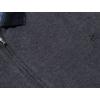 Kép 3/4 - a-ferfi-nagymeretu-szurke-feligcipzaras-galleros-pulover2