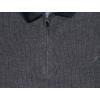 Kép 2/4 - a-ferfi-nagymeretu-szurke-feligcipzaras-galleros-pulover3