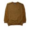 Kép 1/4 - s-barna-mintas-pulover-nagymeret1