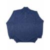 Kép 1/3 - t-kek-rizsszemu-pulover-nagymeretu1