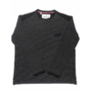 Kép 1/4 - u-fekete-bordazott-pulover-nagymeret1