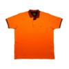 Kép 1/3 - narancs-zsebes-pike-galleros-rovid-ujju-polo-nagymeretu1