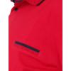 Kép 2/3 - t-piros-mintas-galleros-rovid-ujju-polo2