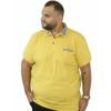 Kép 1/3 - t-sárga-zsebes-galleros-rovid-ujju-polo2