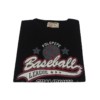 Kép 2/3 - p-fekete-baseball-mintas-rovid-ujju-polo1