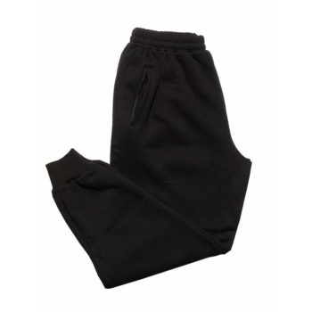 P. Fekete melegítő nadrág