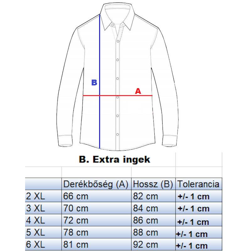 b-extra-ingek-merettablazat