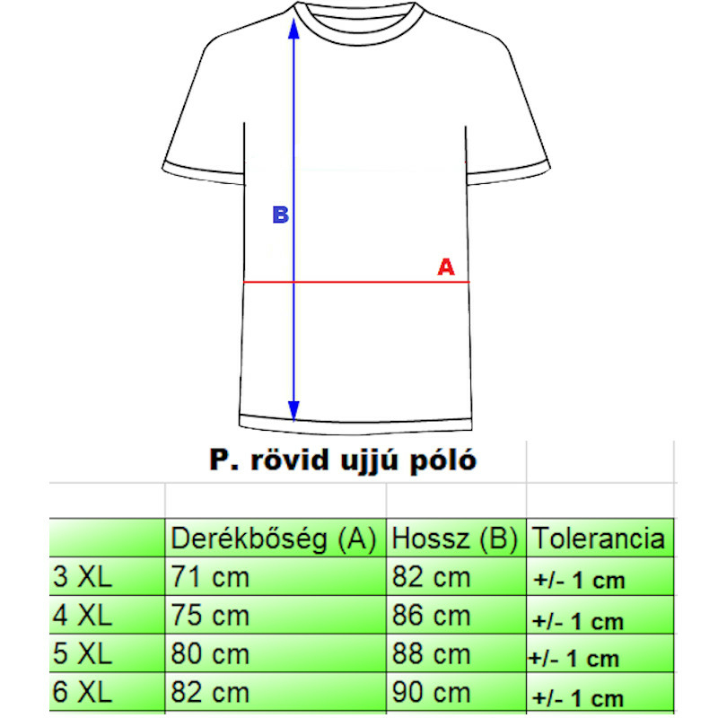 p-rovid-ujju-polo-merettablazat