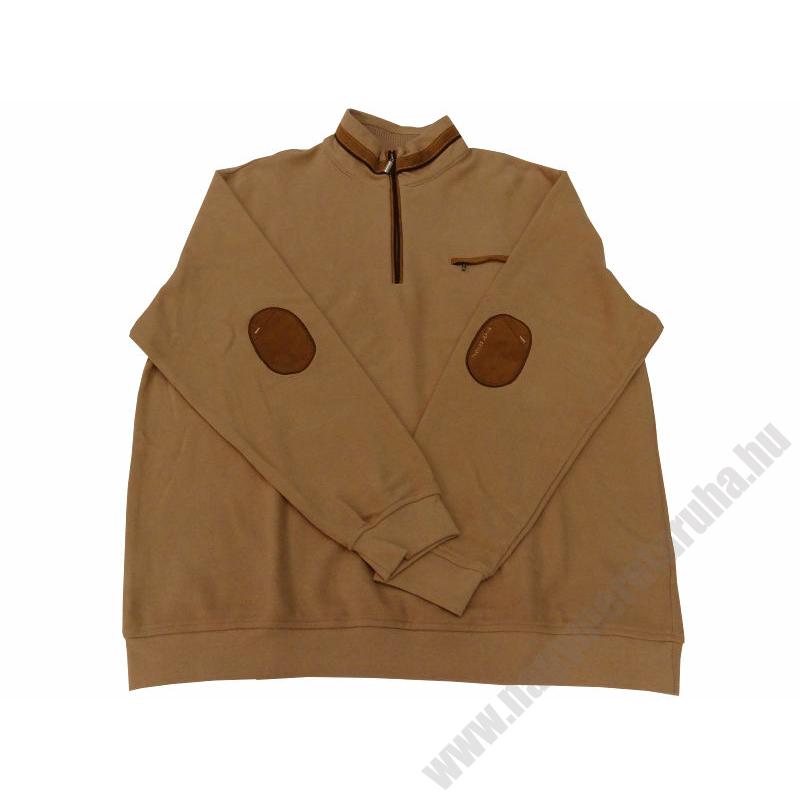 barna-konyokfoltos-pulover1