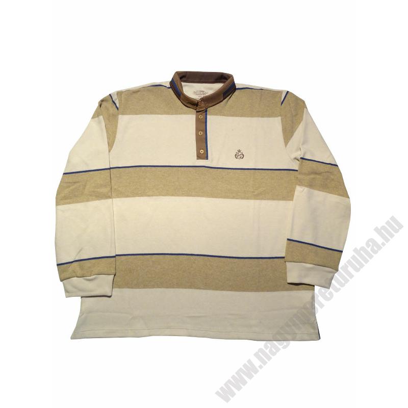 t-barna-csikos-galleros-pulover-nagymeretu1