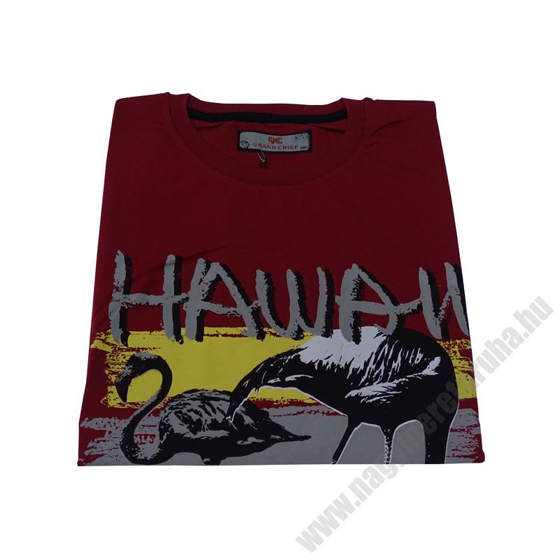 p-bordo-hawaii-mintas-rovid-ujju-polo1