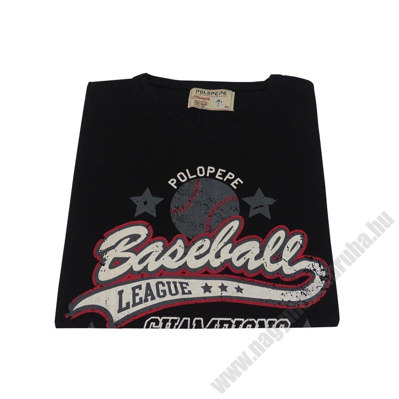 p-fekete-baseball-mintas-rovid-ujju-polo1